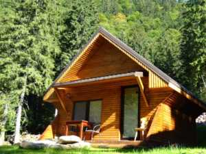 cazare transfagarasan casute lemn